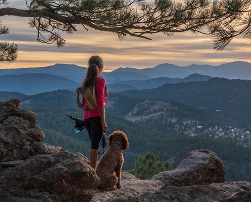 Colorado Scenic Overlook