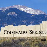 Colorado Springs Sign