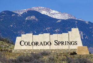 Colorado Springs Sign