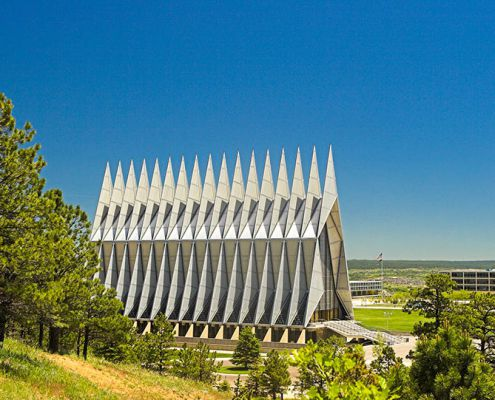 Colorado Springs Air Force Chapel