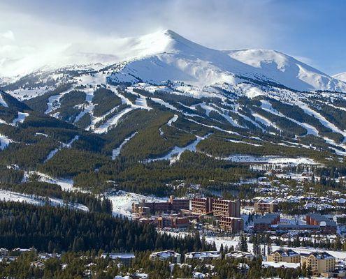 Breckenridge Condos and Ski Area