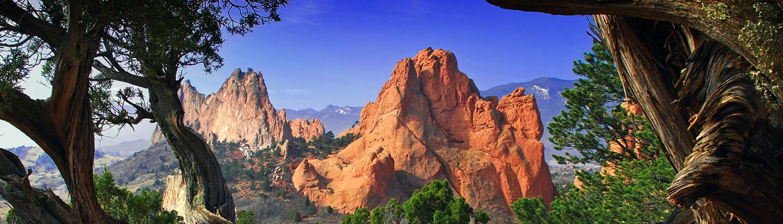 Colorado Springs Garden of the Gods